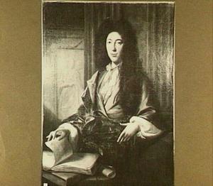 Portret van Johan Johanszn. de Witt II (1662-1701)