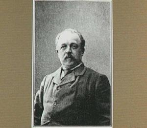 Portret van de schilder Bartus Korteling
