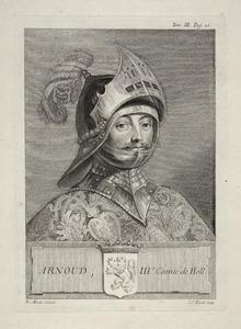Portret van Arnulf van Holland (0951-0993)