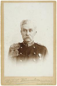Portret van Jacob Johann Georg van Berkel (1845-1921)