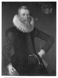 Portret van Livius van Scheltinga (1589-1650)