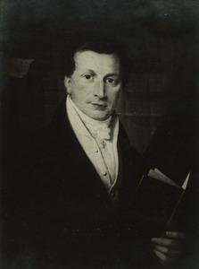 Portret van Jan Eliza van Cleef (1785-1828)