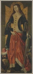 H. Catharina ten voeten uit