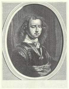 Portret van graaf Valdemar Christiaan (1622-1656), zoon van Christiaan IV (1577-1648)