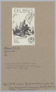 Ex-Libris Vincent van Gogh