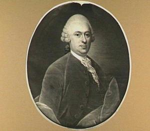 Portret van Jacob van der Heim (1727-1779)