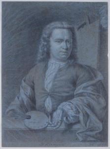 Portret van Dirk Kuipers (1733-1796)