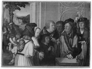 Daniël overtuigt de rechters van Suzanna's onschuld