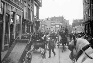 Gezicht op de Haarlemmerstraat