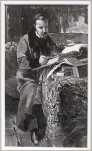 Portret van Frans Coenen (1866-1936)
