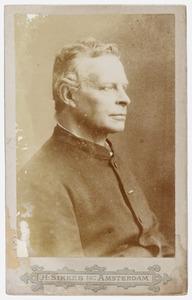 Portret van Hubertus Cornelius Josephus Maria van Nispen tot Sevenaer (1836-1897)