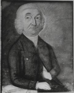 Portret van Cornelis van der Lek (1720-1802)