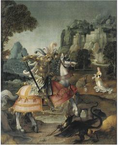 De H. Joris verslaat de draak