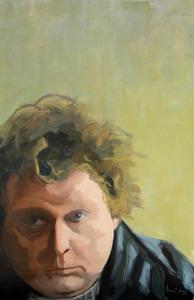 Portret van Theo van Gogh (1957-2004)