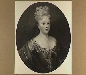 Portret van Tjallinga Aedonia van Eysinga (1690-1733)