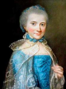 Portret van Elisabeth Jacoba del Court (1753-1814)