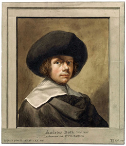 Portret van Andries Both (....-1642)
