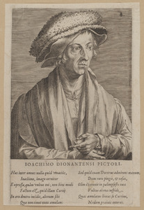 Portret van Joachim Patinir (1475-1524)