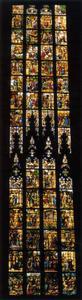 Scènes uit het leven van de Heilige Catharina van Alexandrië