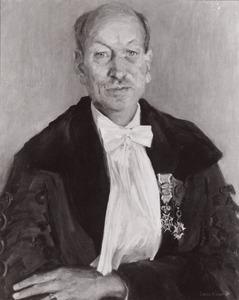 Portret van Pieter Helbert Damste (1925- )