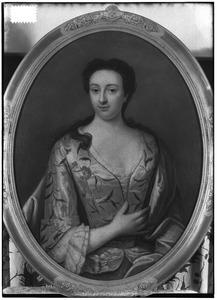 Portret van Johanna Cornelia Storm van 's Gravesande (1714-1763)