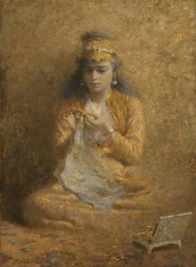 Algerijnse vrouw