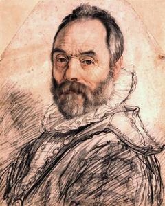 Portret van Giovanni da Bologna (Giambologna)