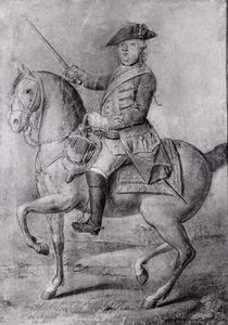 Portret van Mattheus Louis de Lille (1717-1793)