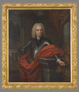 Portret van Frederik Willem Torck (1691-1761)