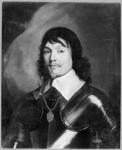 Portret van James 1st Duk of Hamilton (1606-1649)