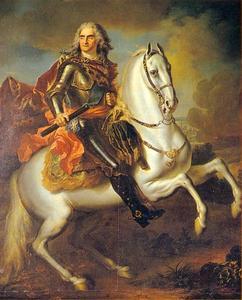 August de Sterke, Keurvorst van Saksen, Koning van Polen