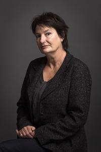 Portret van Leylâ Akinci