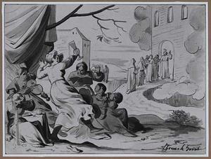 De parabel van de vijf wijze en de vijf dwaze maagden
