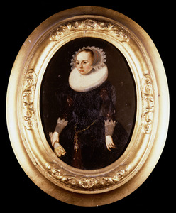 Portret van Catharina van Beresteyn (1603-1674)