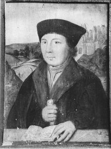 Portret van Martinus Duncanus (1505-1590)