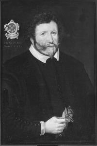 Portret van Joost Catz (1581-1641)