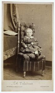 Portret van Eduard Diederik Tilanus (1862-1934)