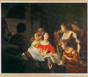 Aanbidding van de herders [Lukas 2:1-20]