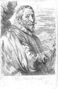 Portret van Joos de Momper II (1564-1635)