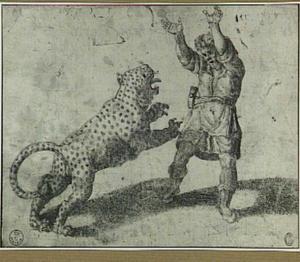 Man aangevallen door een tijger