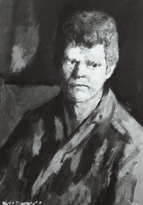 Portret van Adriaan Harrie Venema (1941-1993)