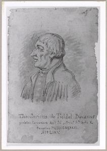 Portret van Theodoricus van Thulden (1419-1494)