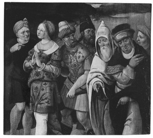 Suzanna wordt voor de rechter gebracht (Daniel)