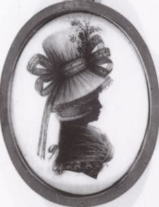 Portret van Catharina Johanna Kwek (1771-1796)