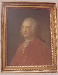 Portret van Jacob Boreel (1711-1778)