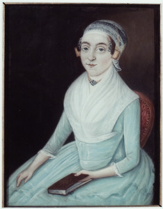 Portret van Annetje Brons (1774-1871)
