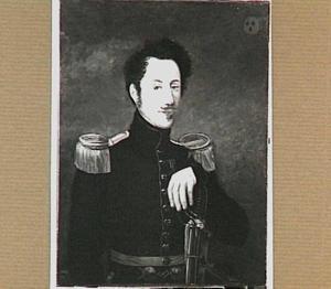 Portret van Herman Barthout Graswinckel (1798-1857)
