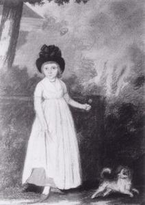 Portret van Dina Adriana Verschoor (1794-1872)