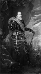 Portret van Willem I 'de Zwijger' van Oranje-Nassau (1533-1584