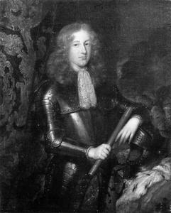 Portret van Ludwig Markgraf von Brandenburg (1666-1687)